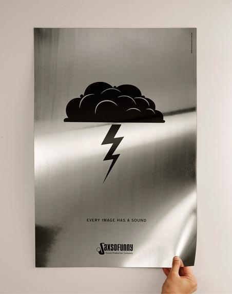Saxsofunny Ambient Ad -  Thunder