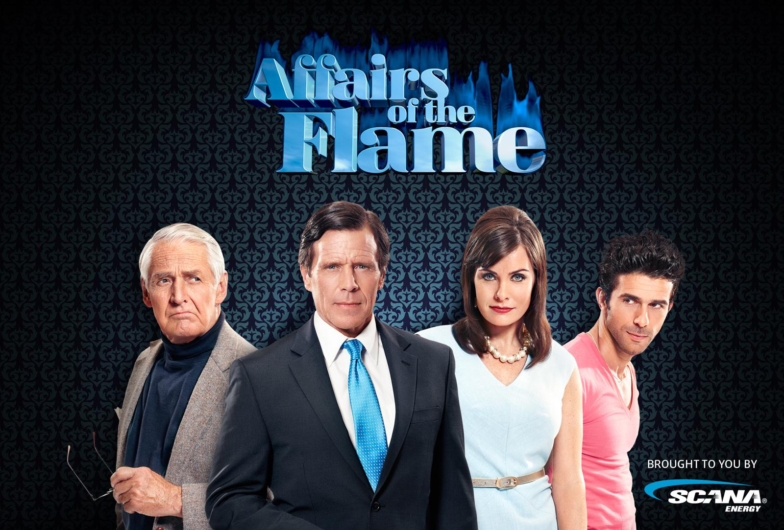 Scana Digital Ad -  Affairs of the Flame