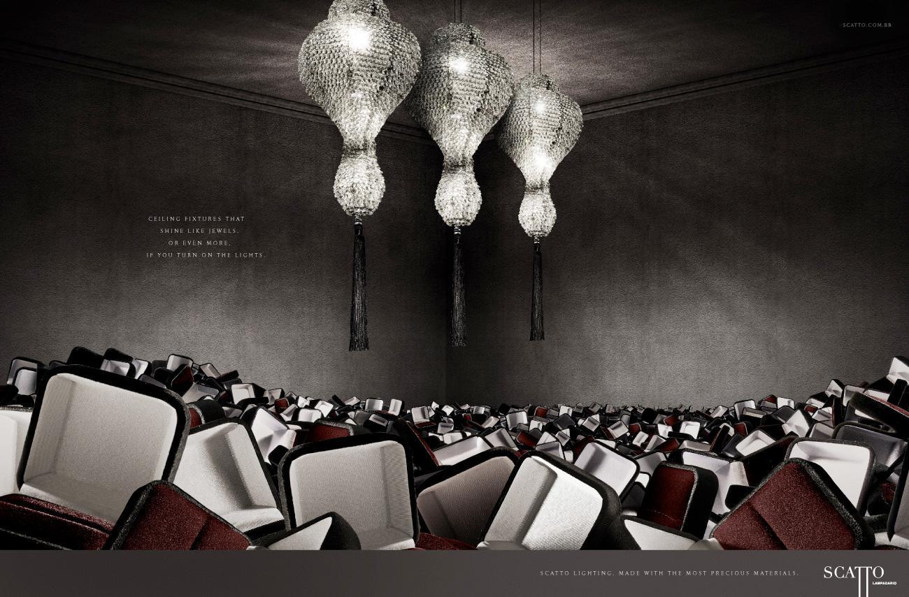 Scatto Print Ad -  Jewels