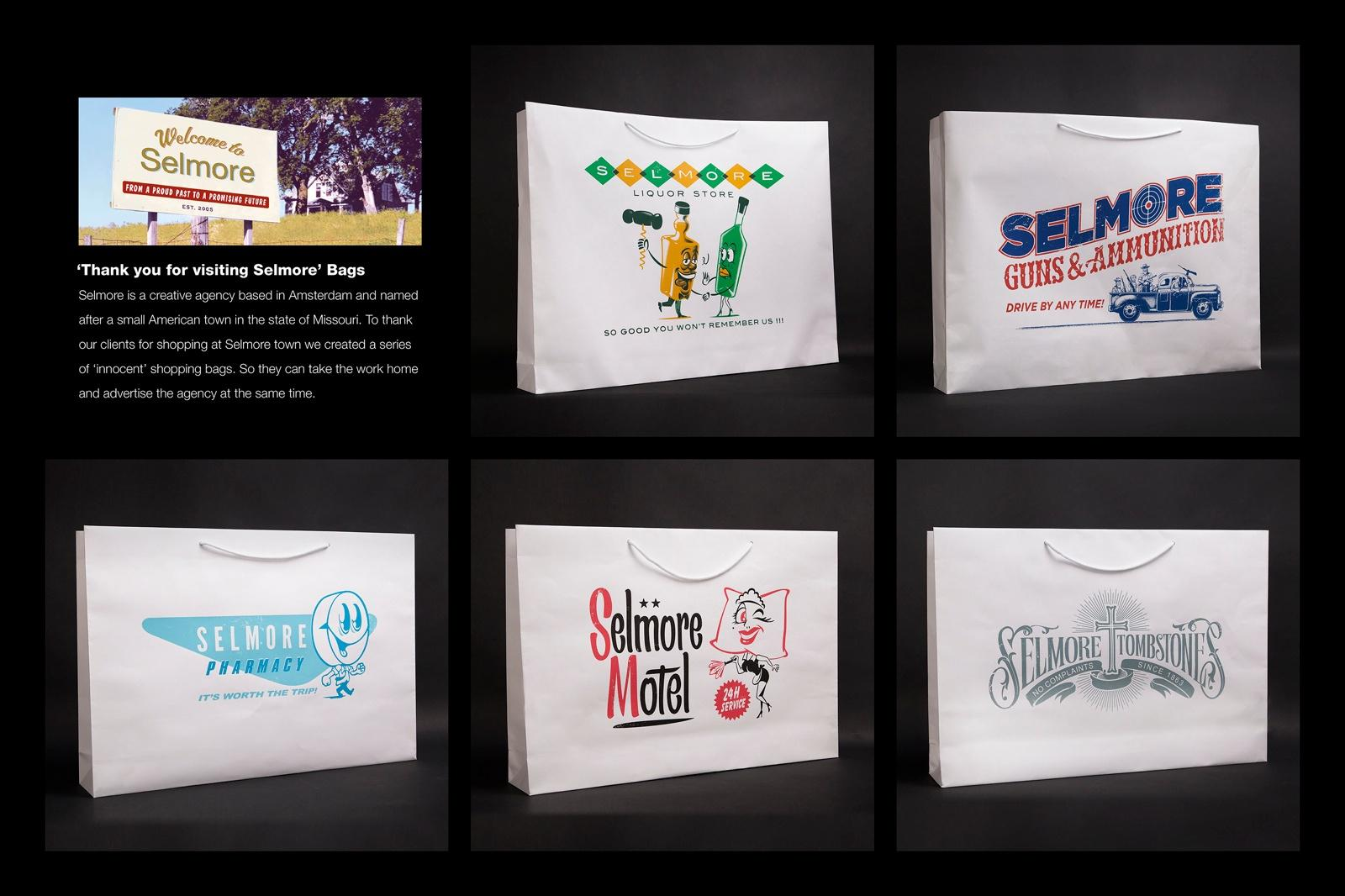Selmore Direct Ad -  Thank You for Visiting Selmore Bags