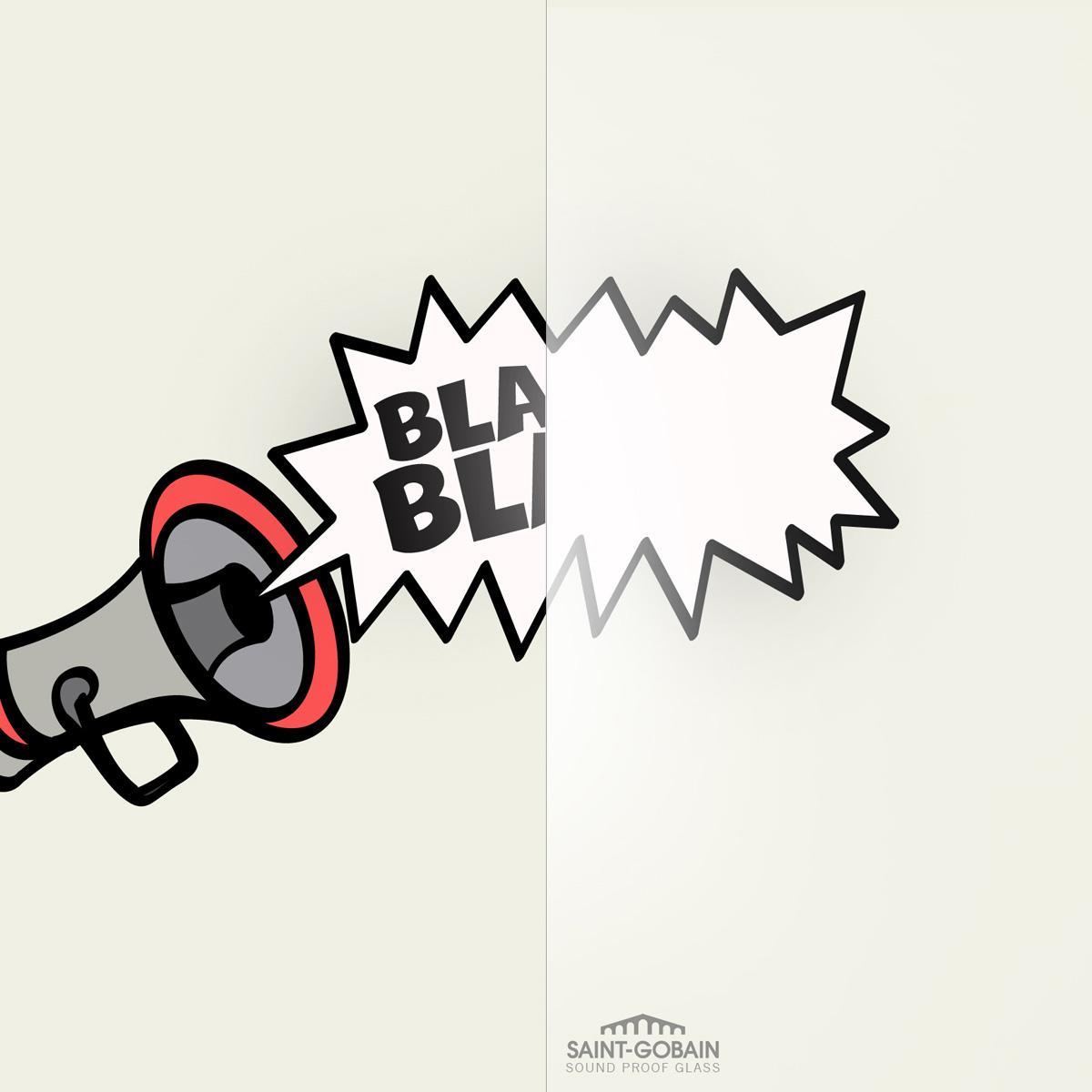 Saint Gobain Print Ad -  Bla