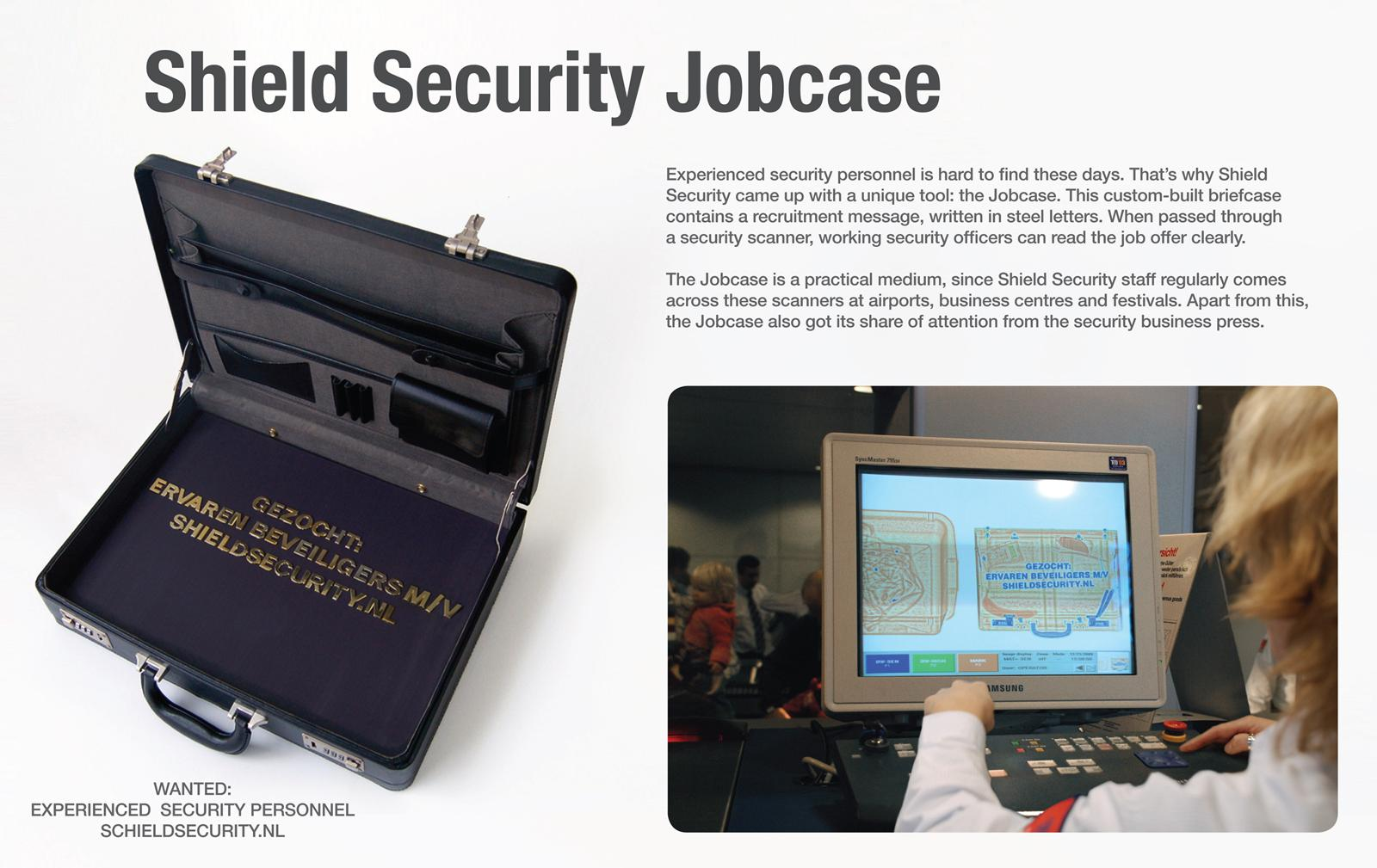 Shield Security Ambient Ad -  Jobcases