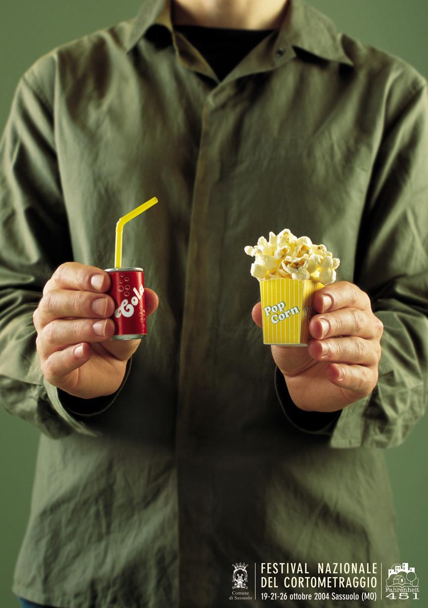 Coke & Popcorn