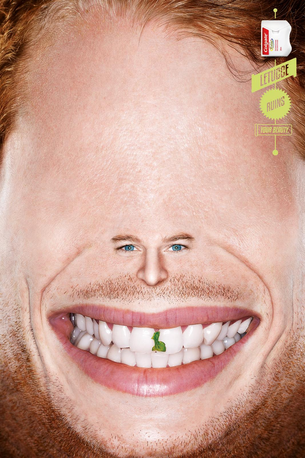 Colgate Print Ad -  Smile, 2