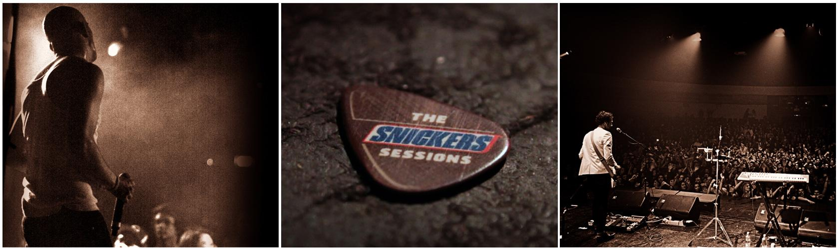 Snickers Ambient Ad -  Sessions