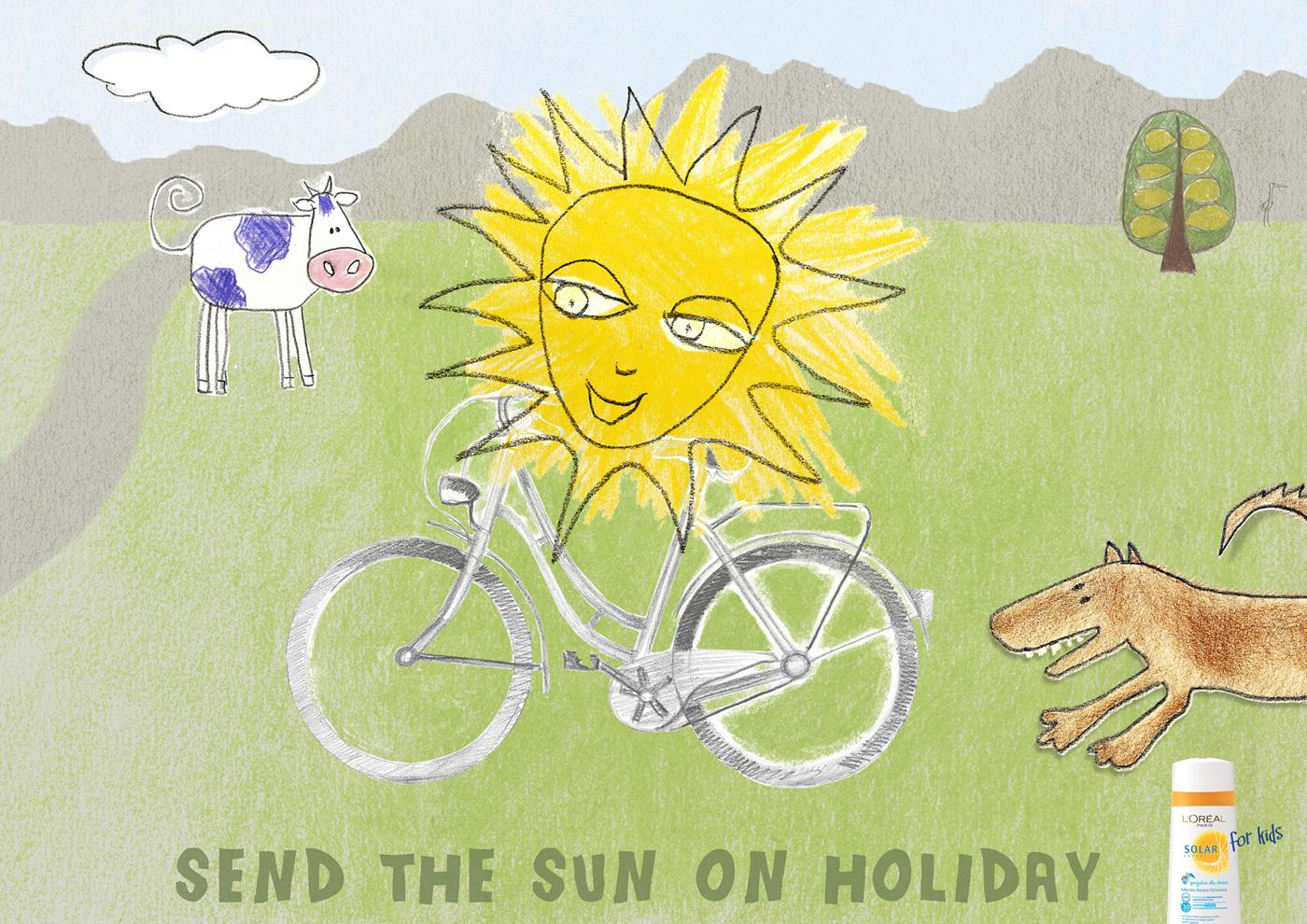 Solar Print Ad -  Country