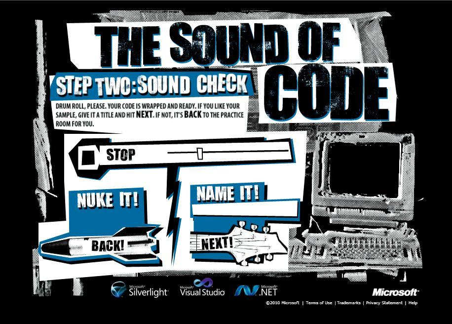Microsoft Digital Ad -  Sound of Code