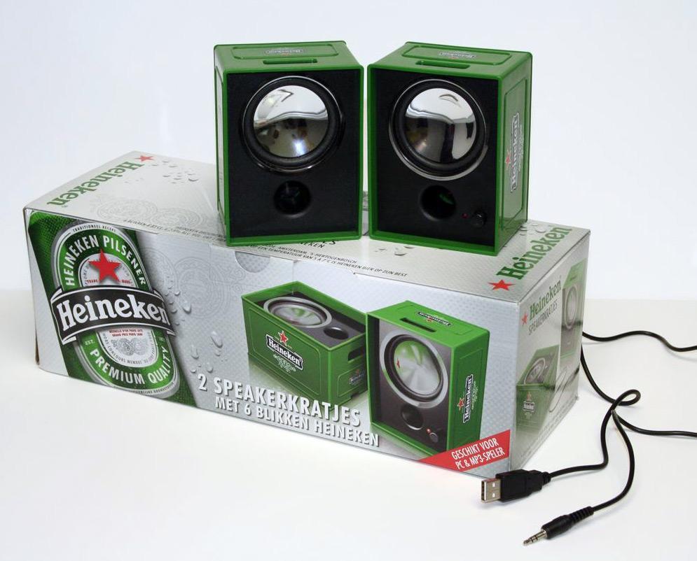 Speaker Crates