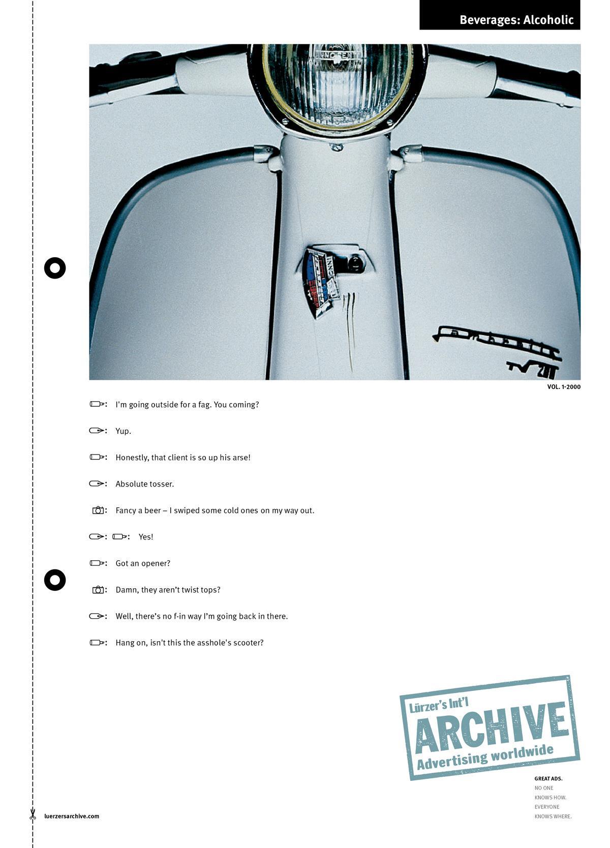 Lurzers Archive Print Ad -  Stella Artois