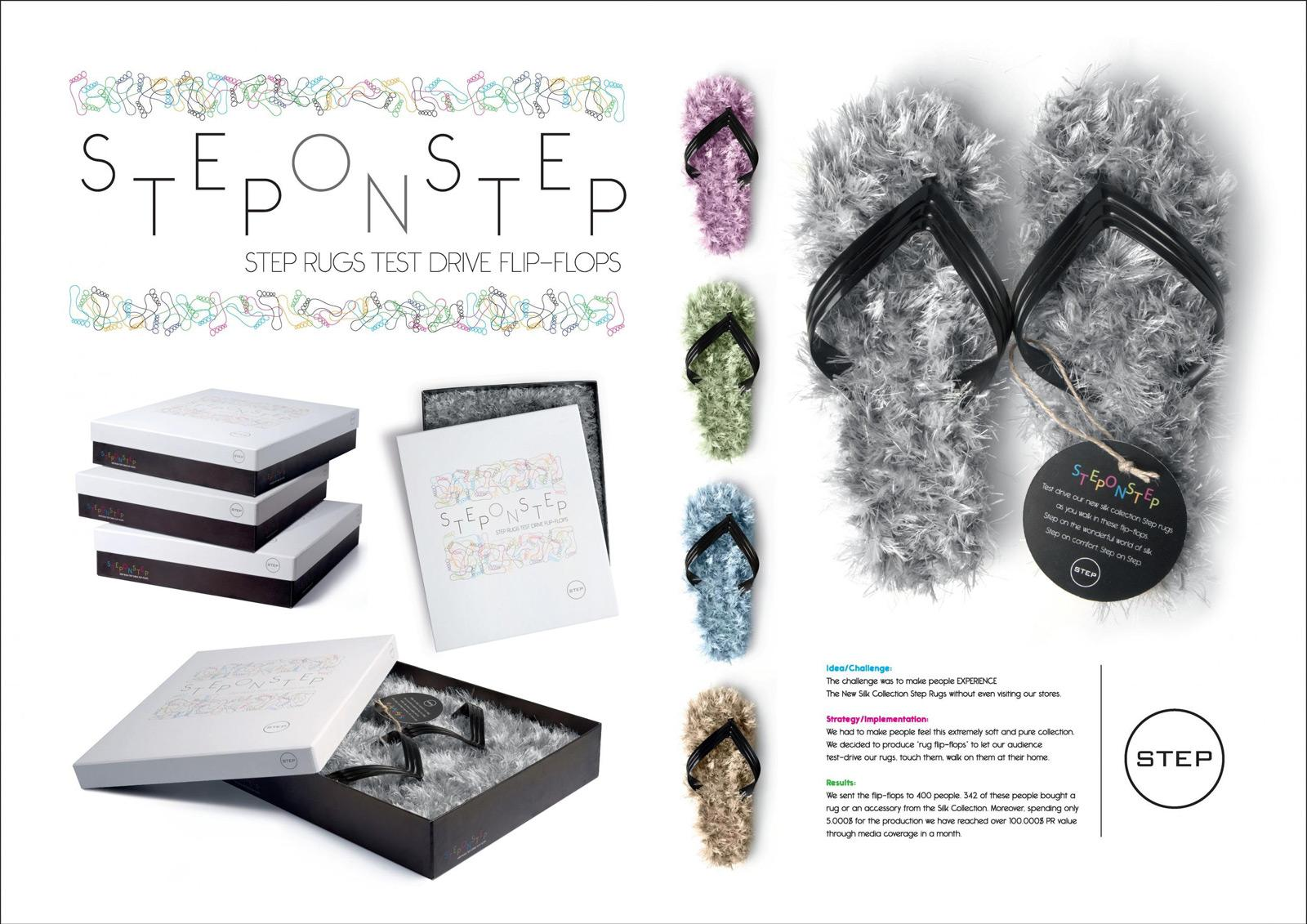 Step Direct Ad -  Step on Step