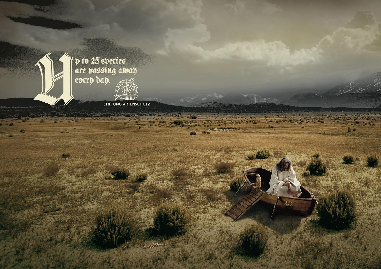 Stiftung Artenschutz Outdoor Ad -  Ark