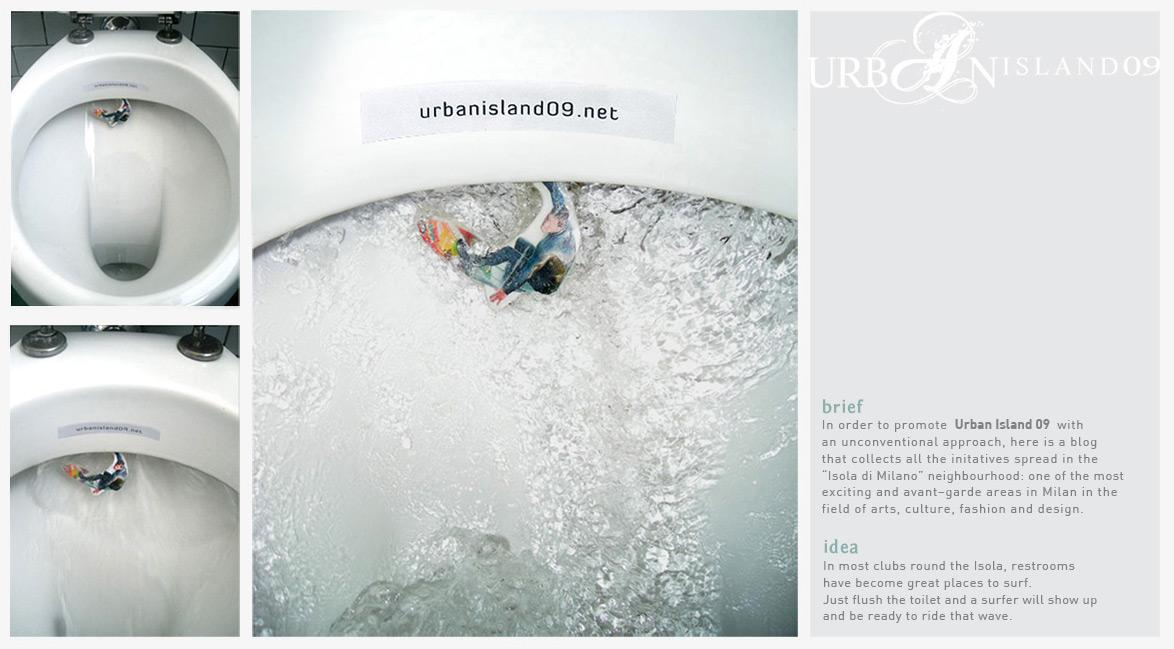Urban Island Direct Ad -  Surf