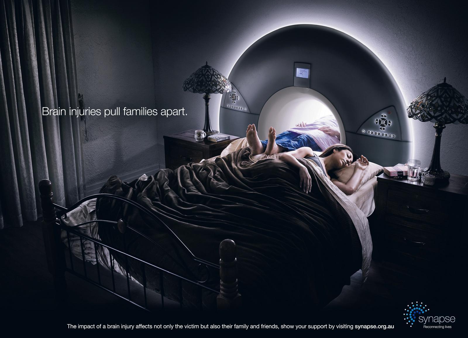 Synapse Print Ad -  MRI