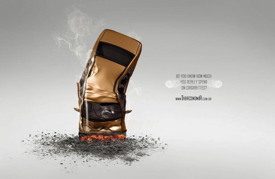Calculates Tobacco Costs, Car