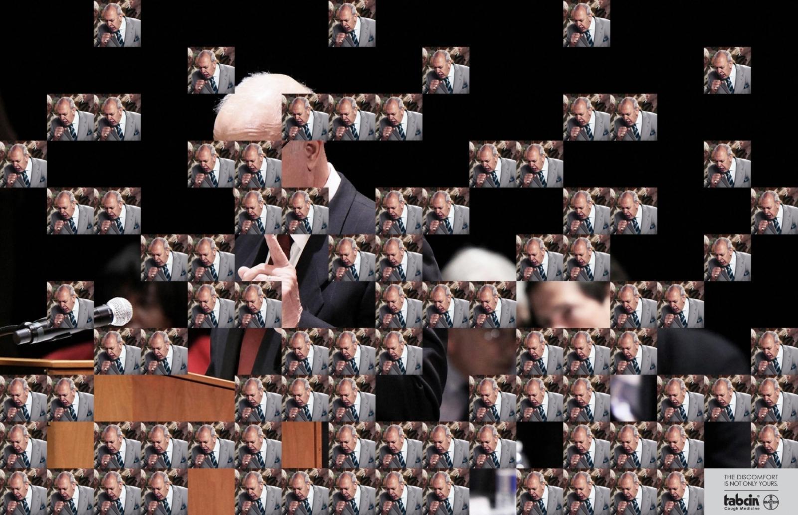 Tabcin Print Ad -  Speech