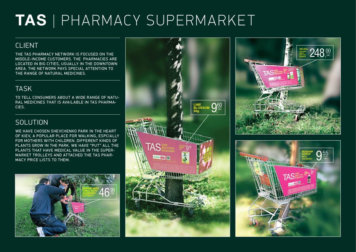 TAS Ambient Ad -  Trolley