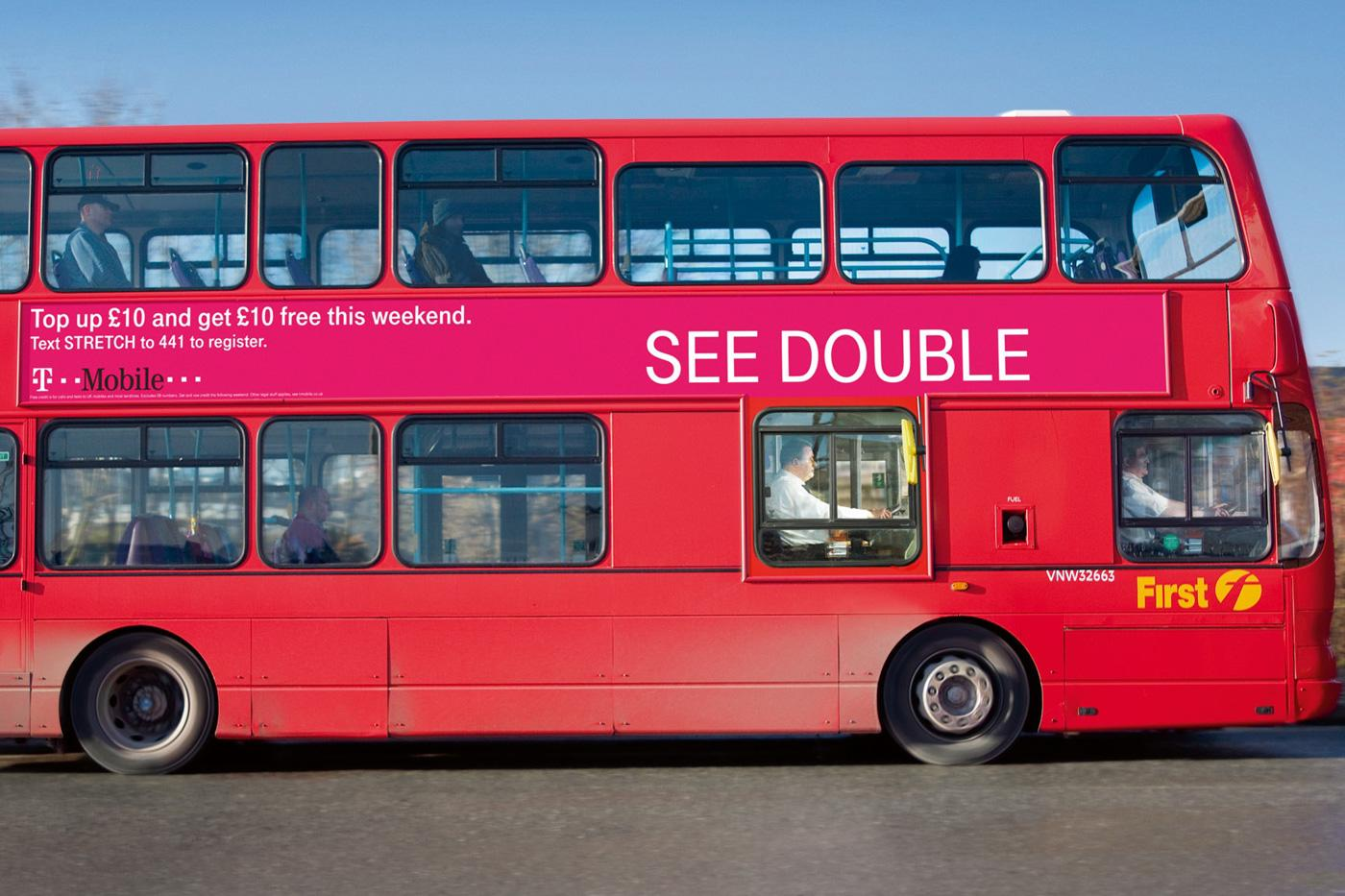 T-Mobile Ambient Ad -  Driver