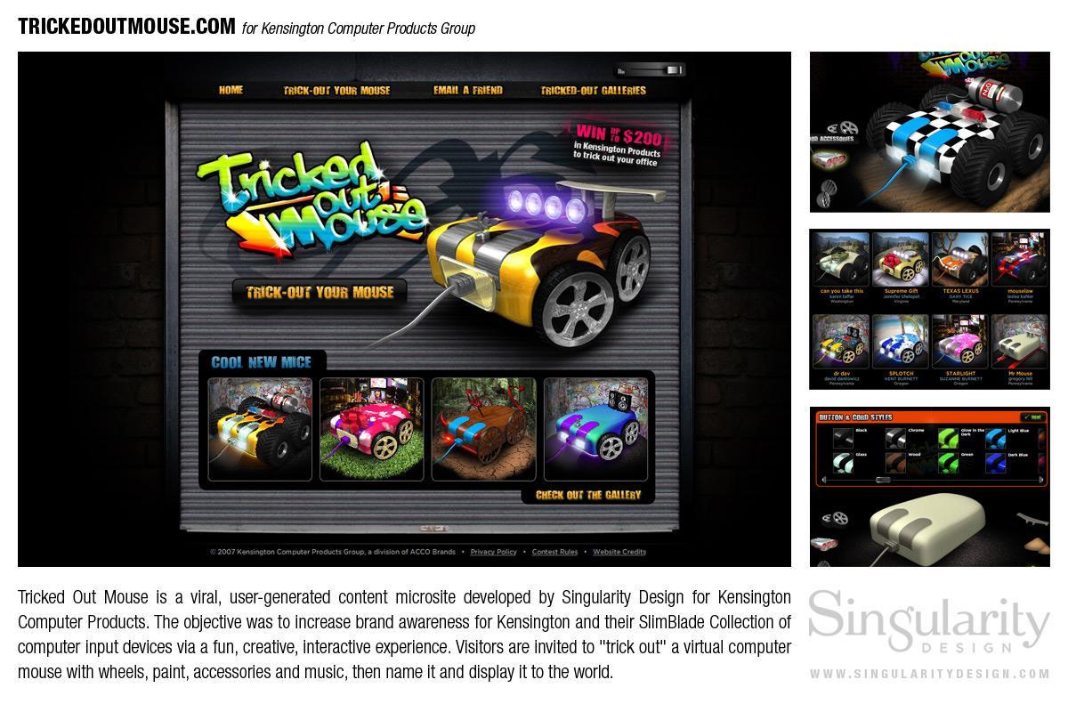 Trickedoutmouse.com
