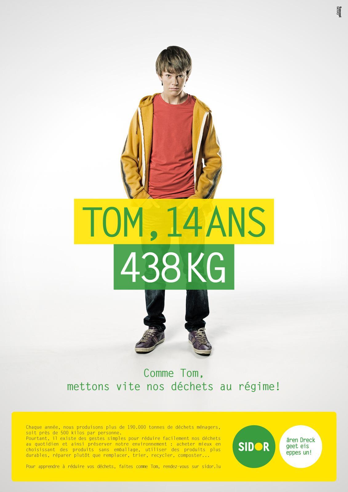 Sidor Print Ad -  Tom