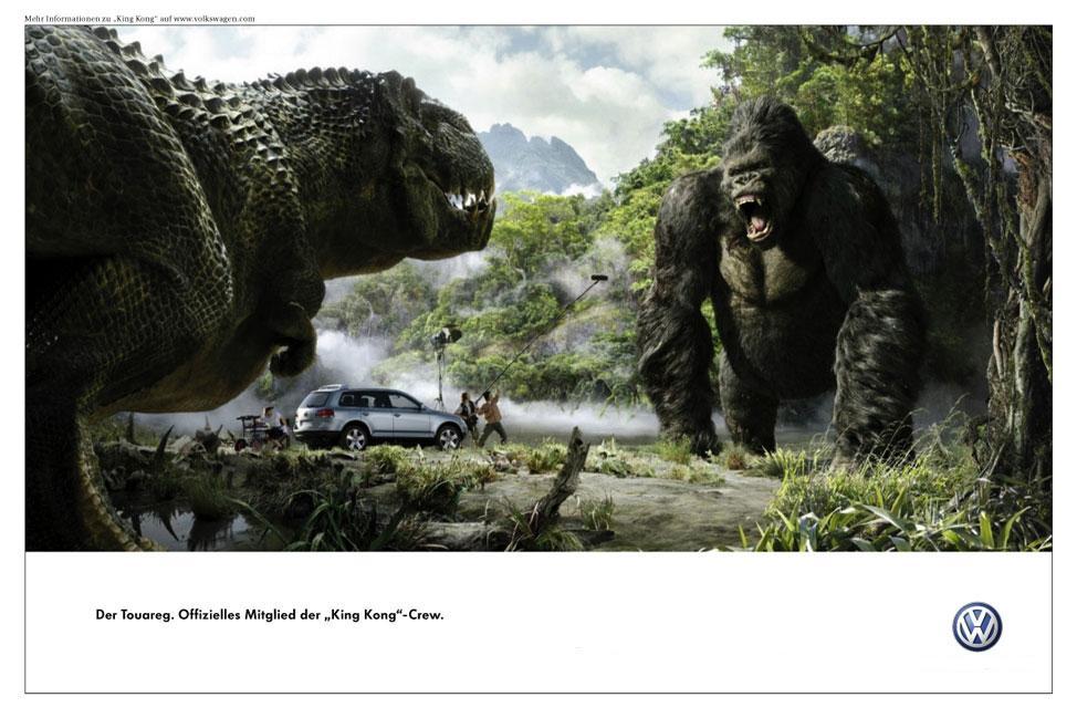 King Kong Three