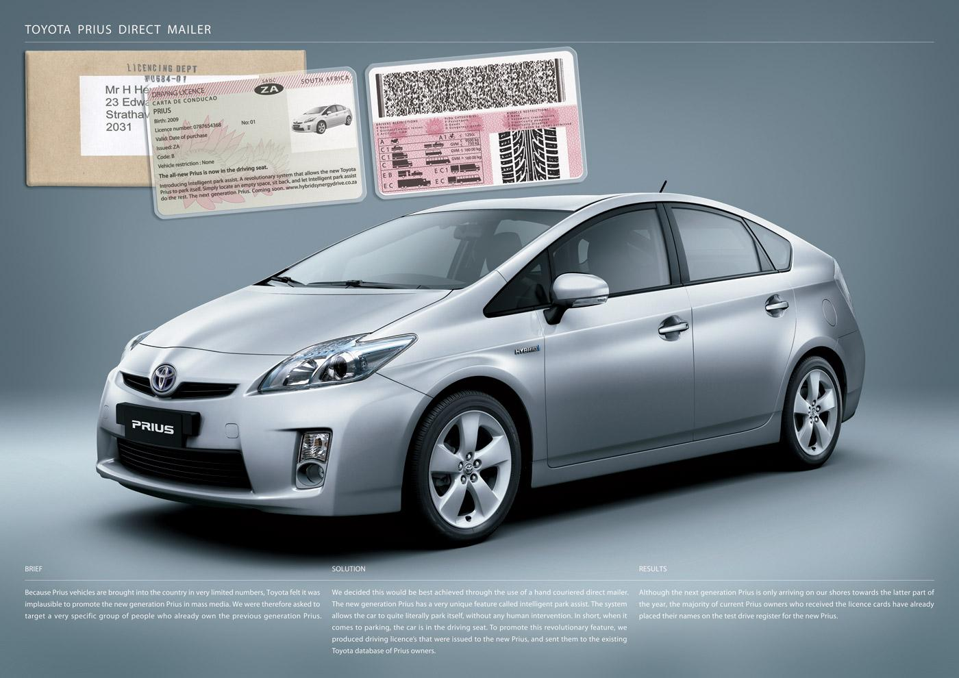 Toyota Direct Ad -  Driving license