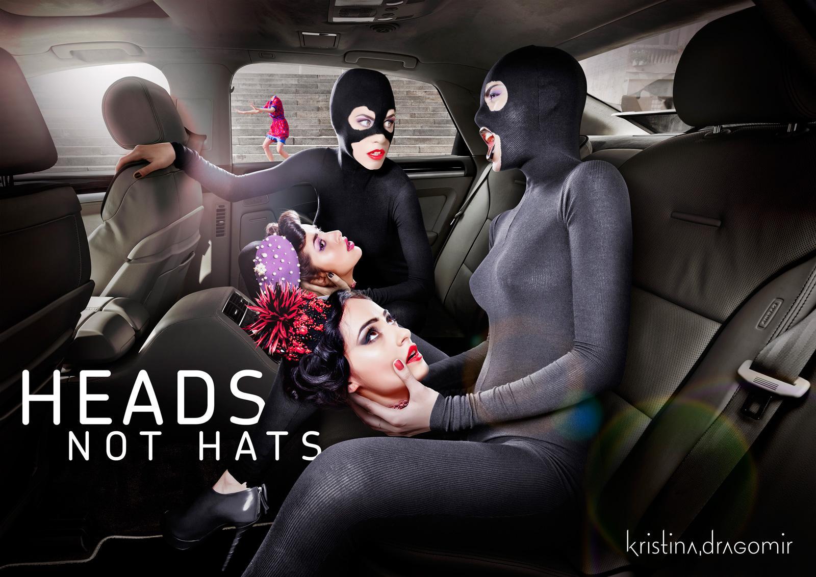 Kristina Dragomir Print Ad -  Transporter