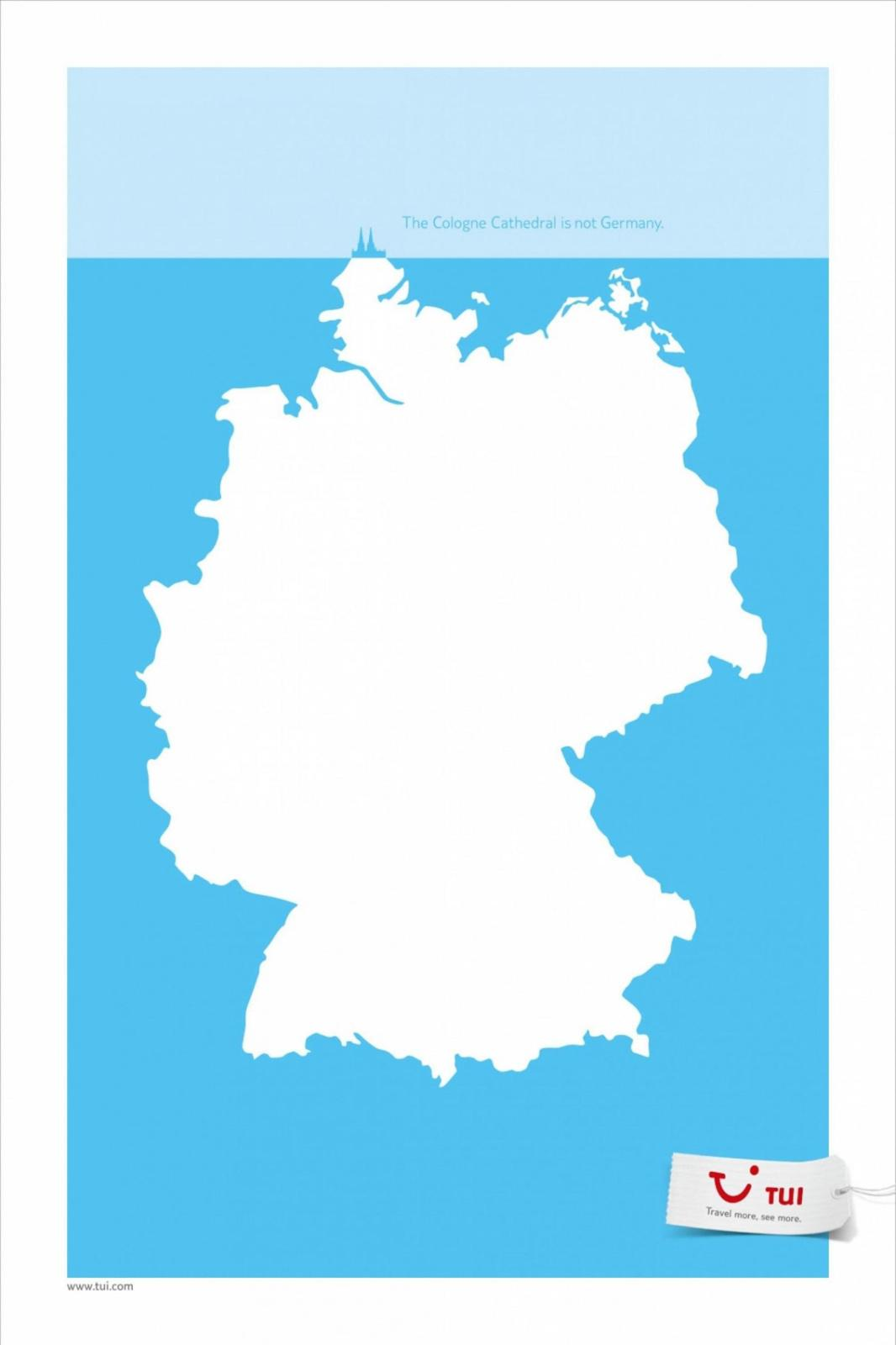 TUI Print Ad -  Germany