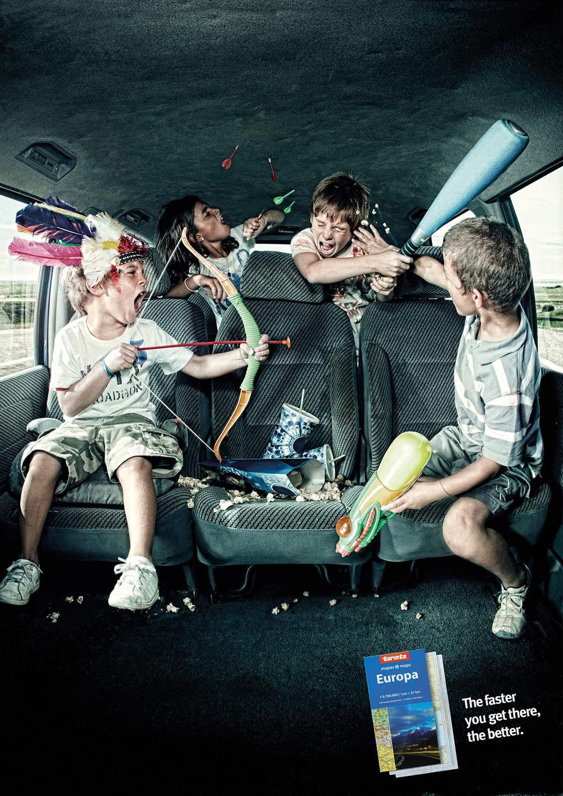 Turinta Print Ad -  Kids