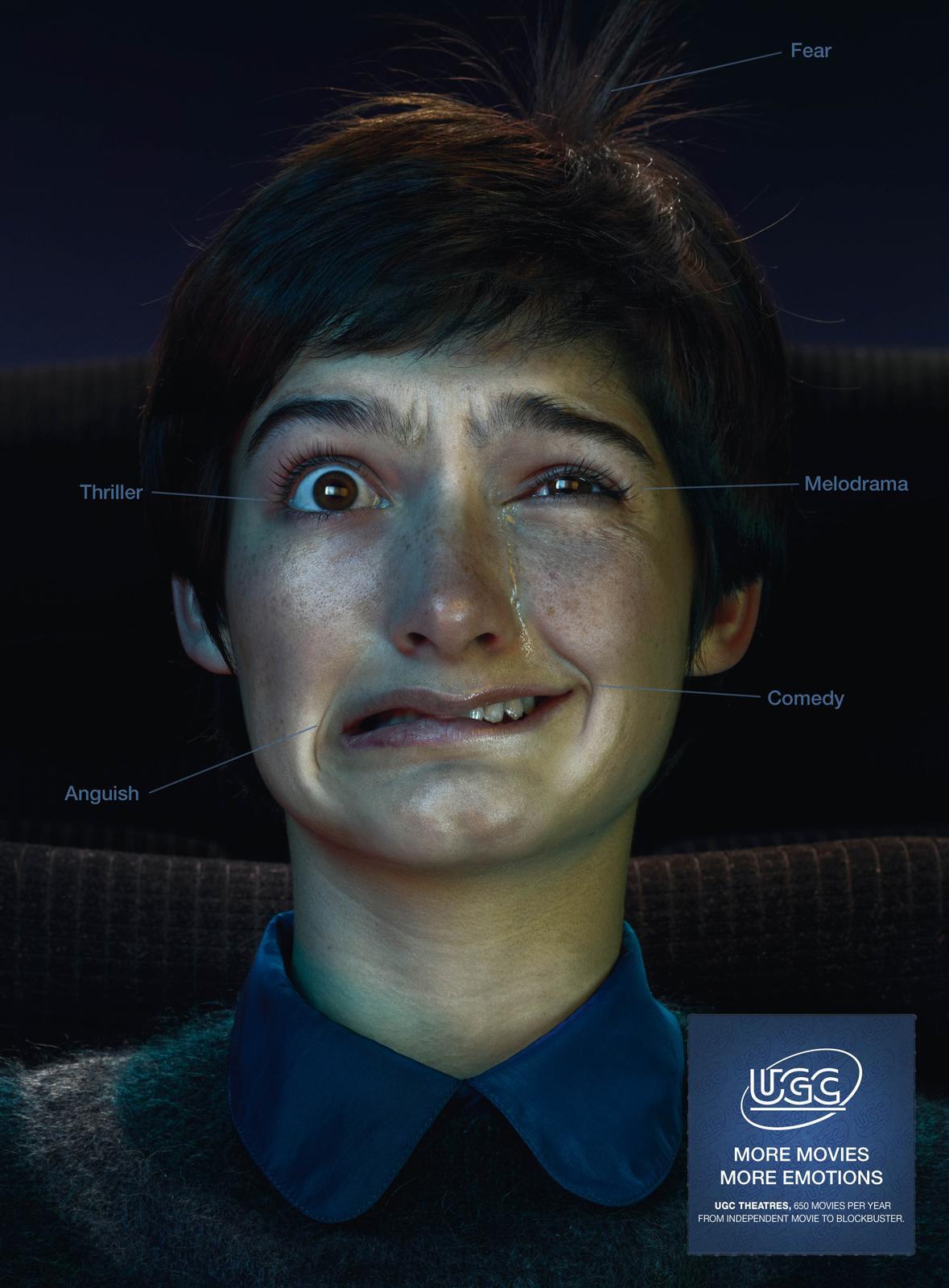 UGC Print Ad -  Emotions, 3