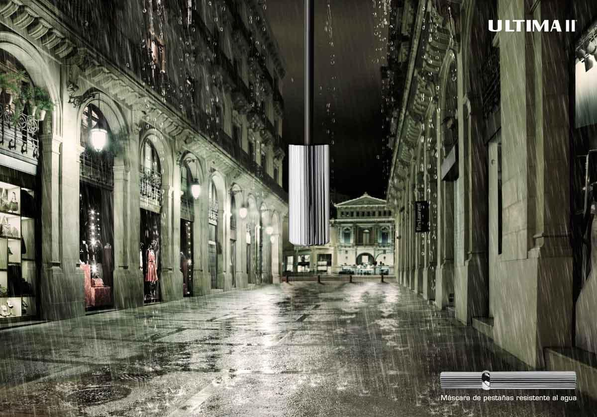 Ultima Print Ad -  Umbrella