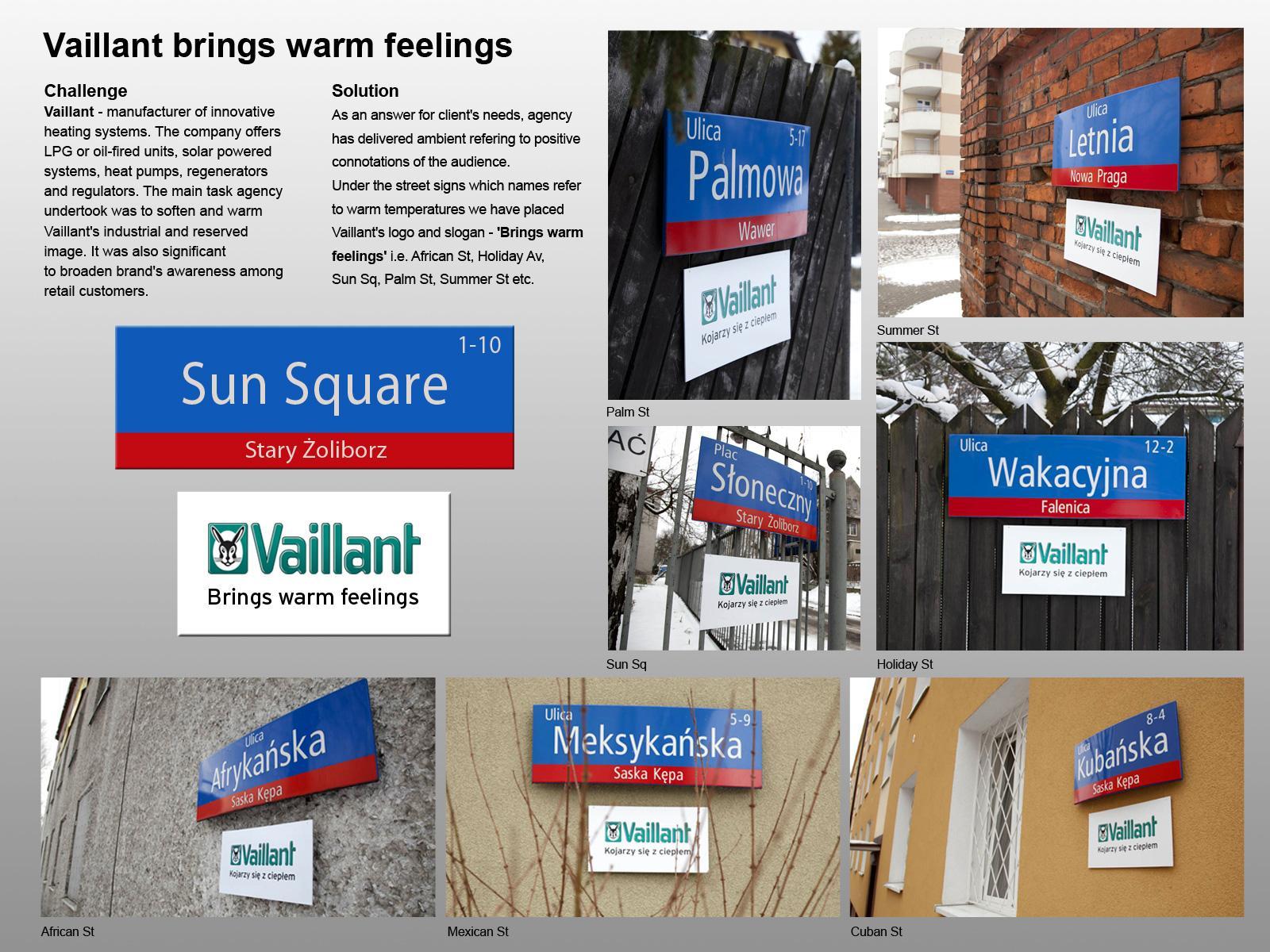 Vaillant Ambient Ad -  Brings warm feelings