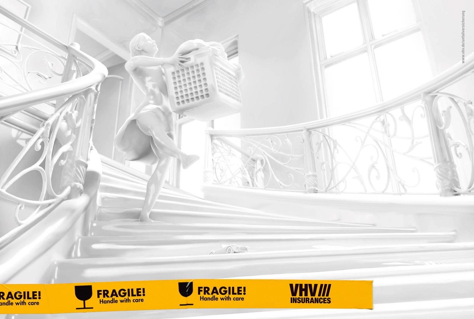 VHV Holding Print Ad -  Basket