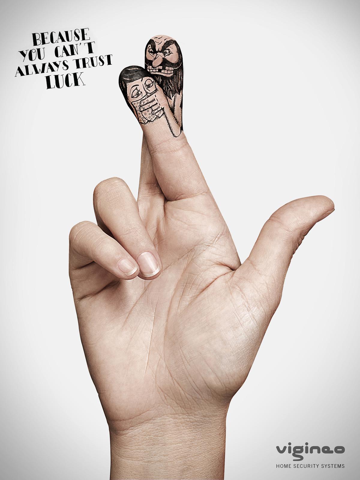 Vigineo Print Ad -  Henry