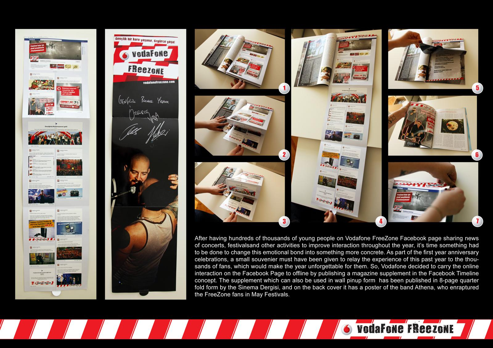 Vodafone Print Ad -  FreeZone
