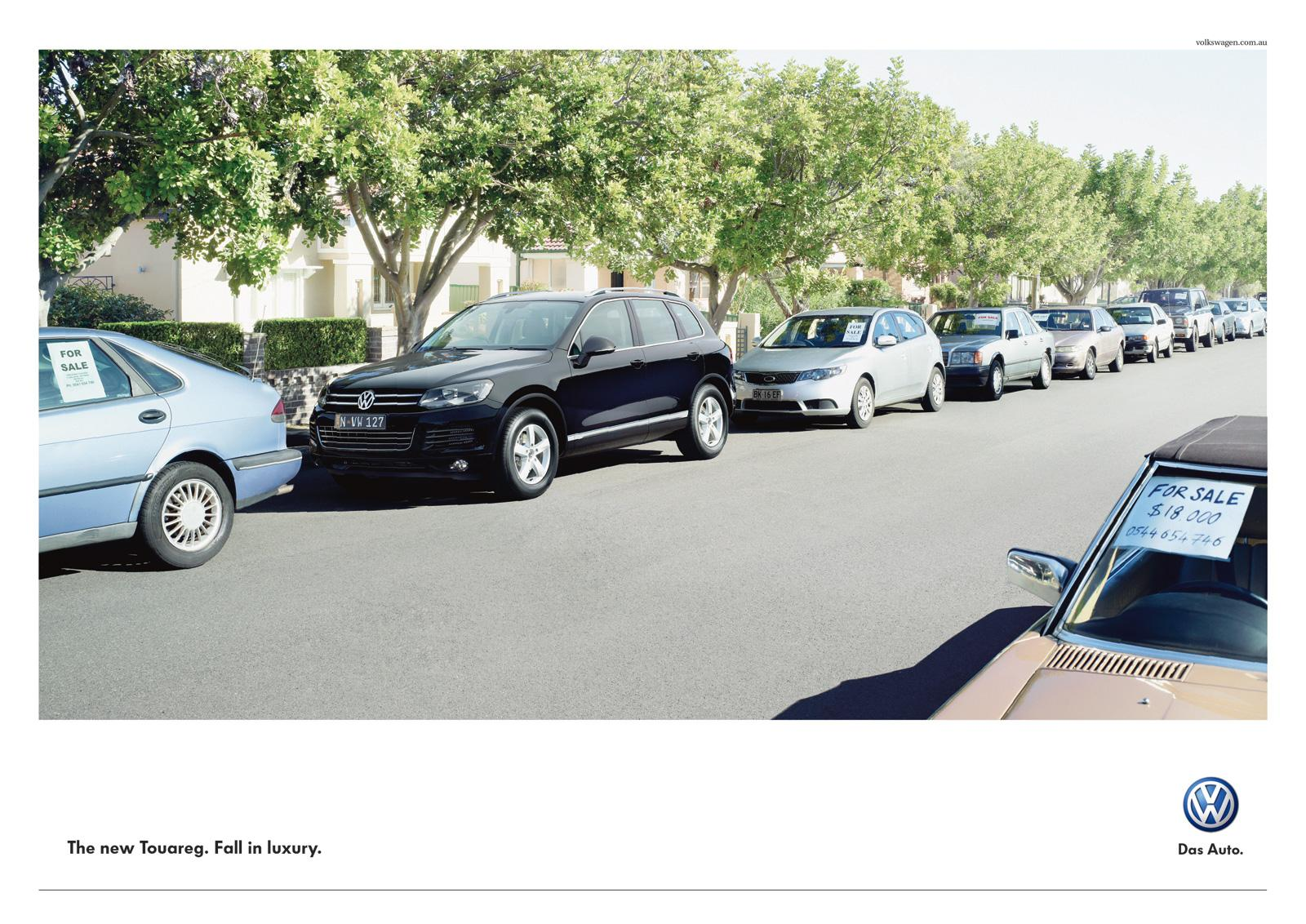 Volkswagen Print Ad -  For sale