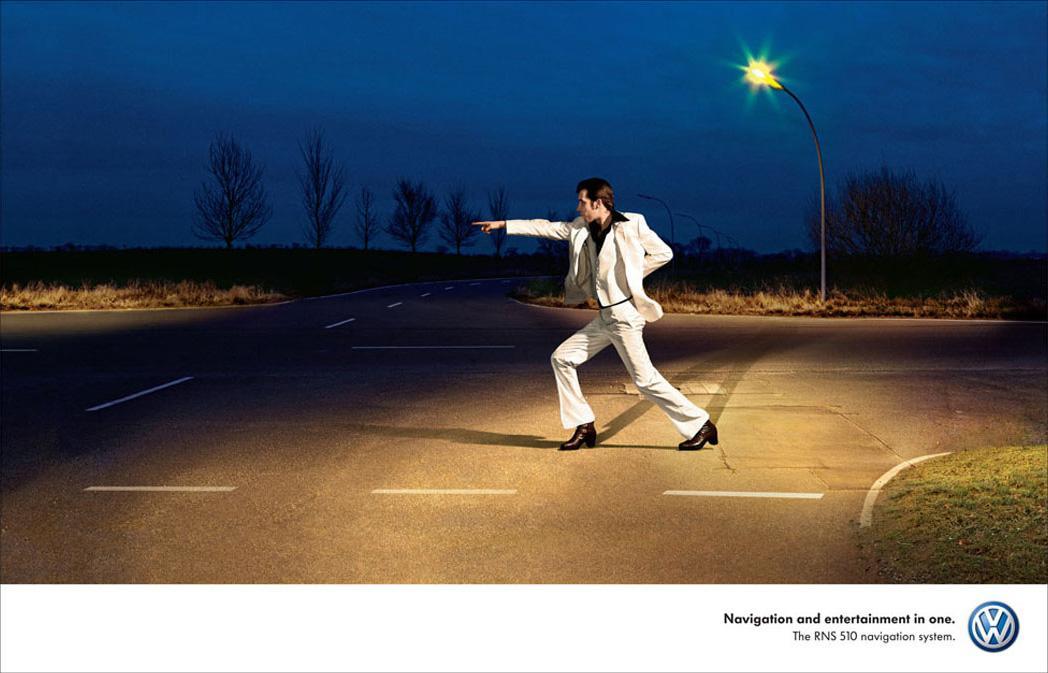 Volkswagen Print Ad -  John