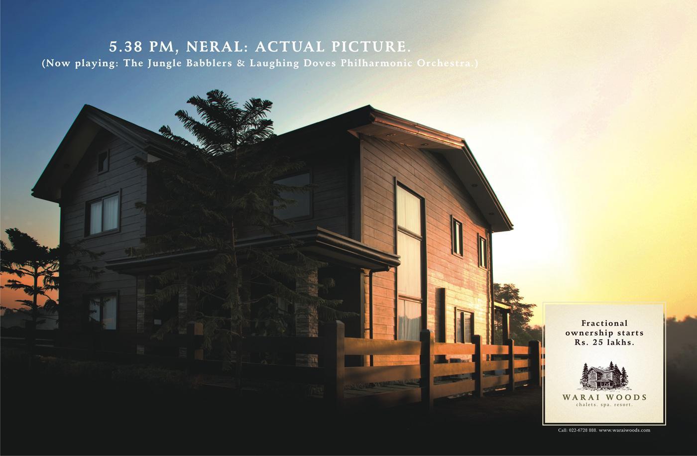 warai woods print advert by ideas work house 1 ads of the world
