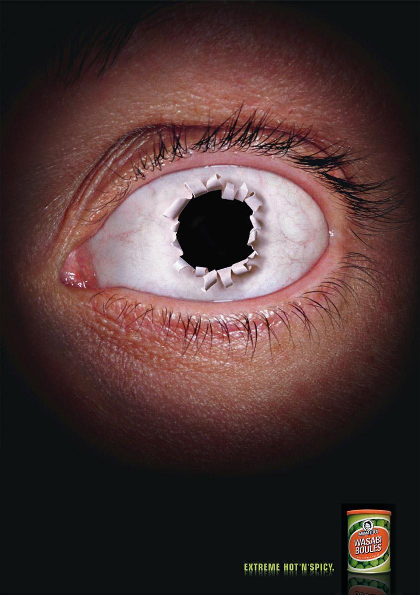 Mama Itos Print Ad -  Eye