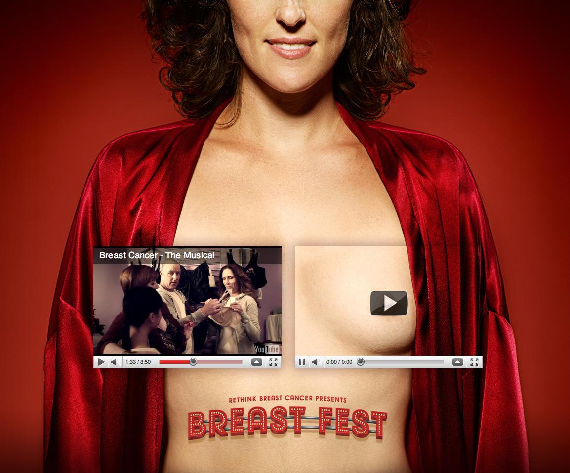 ReThink Breast Cancer Digital Ad -  Opening Soon