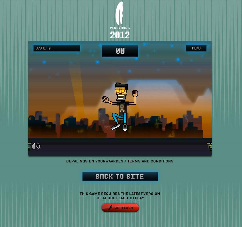 Pendoring Digital Ad -  Game