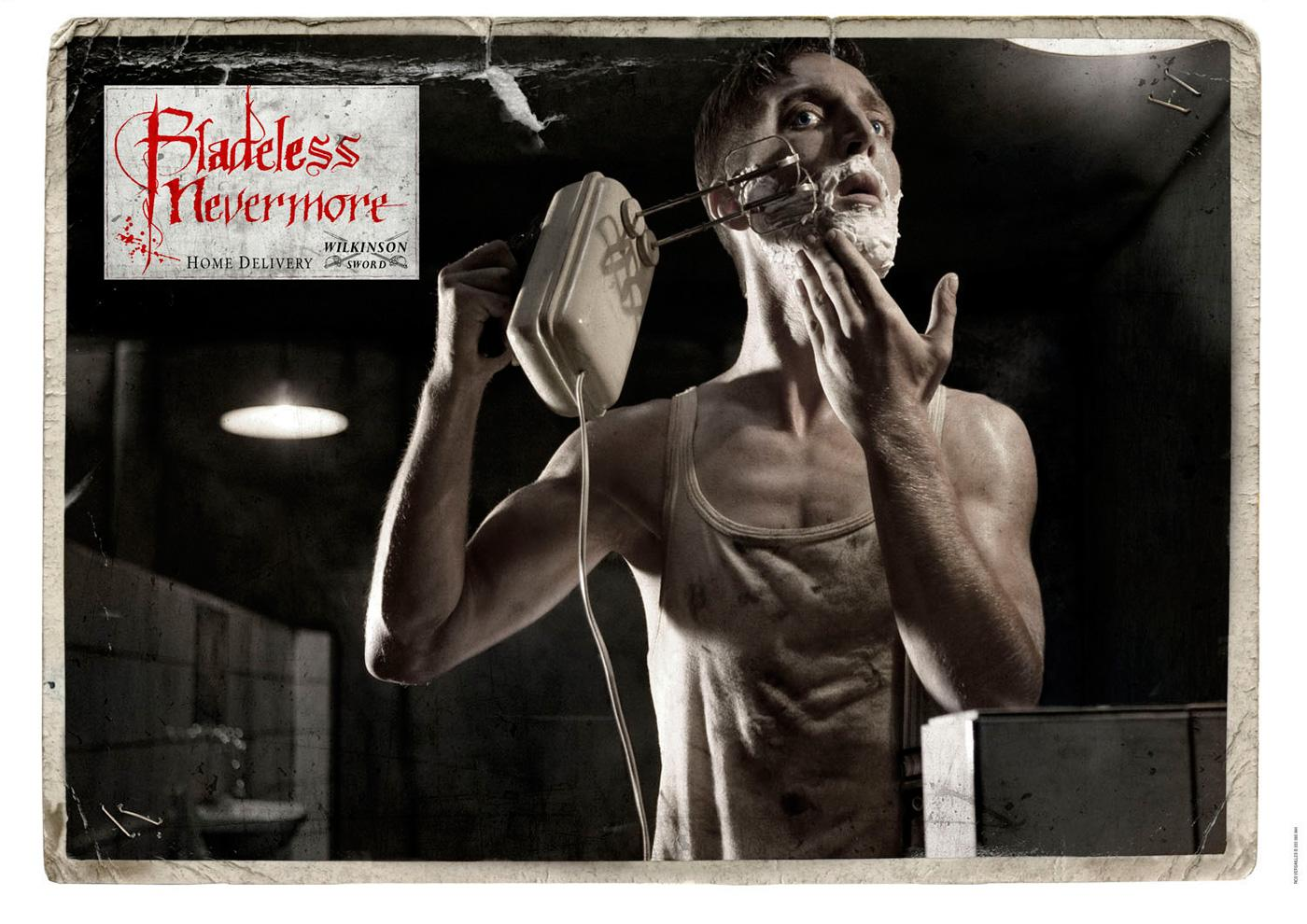 Wilkinson Print Ad -  Whisker