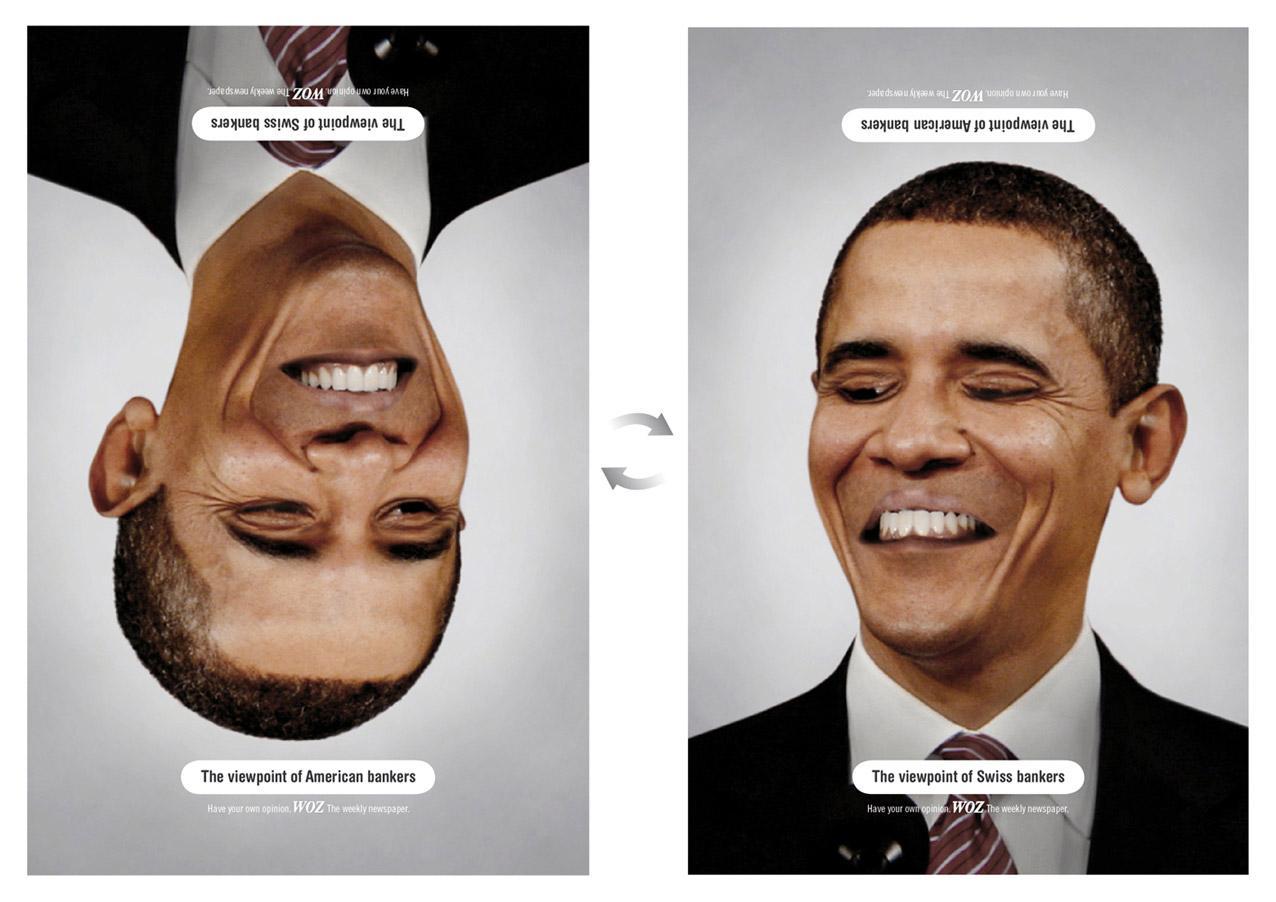 WOZ Print Ad -  Viewpoint, 1