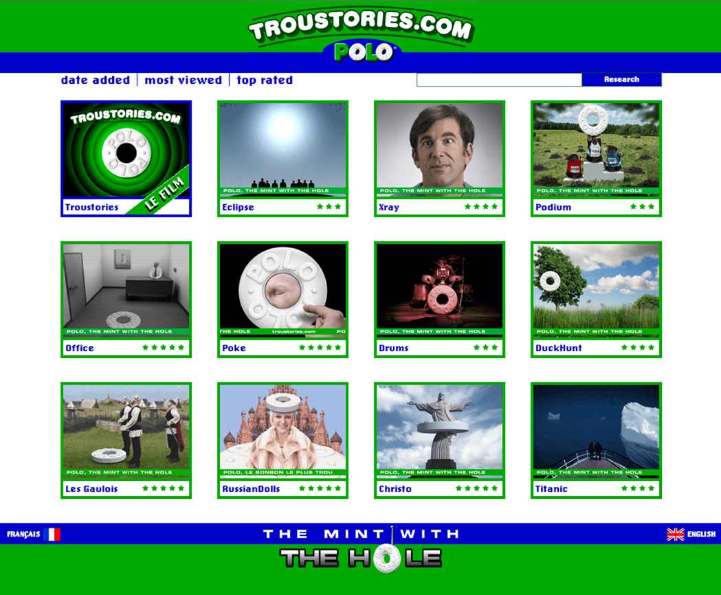 Polo Digital Ad -  Troustories