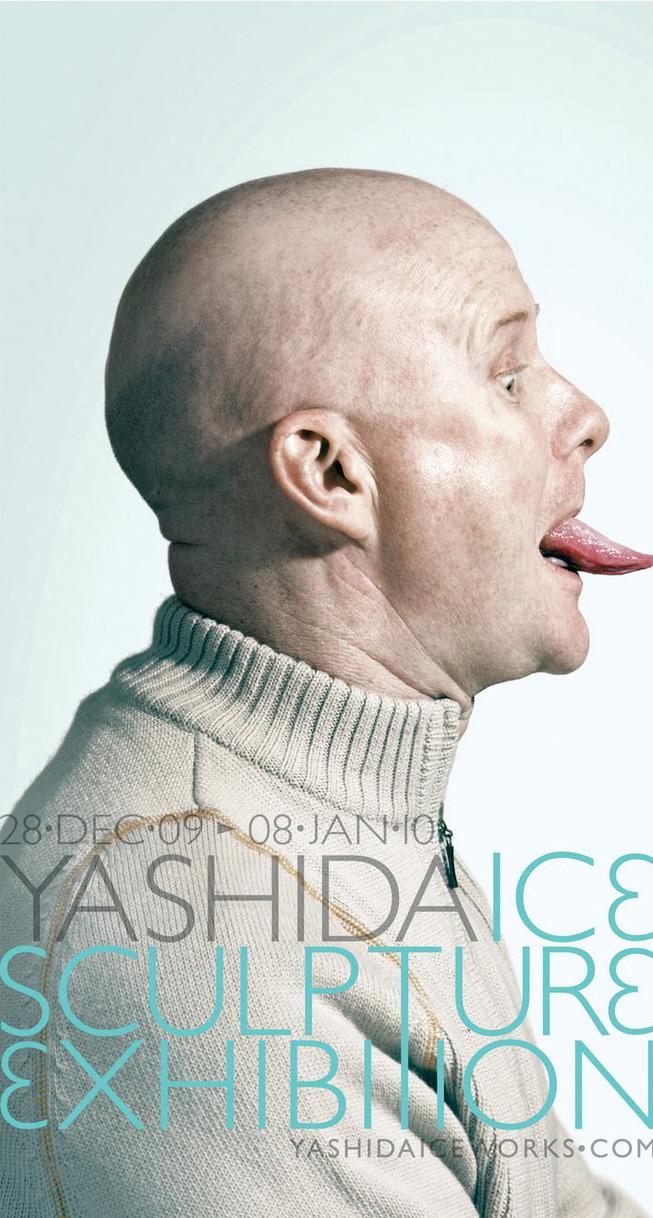 Yashida Print Ad -  Man