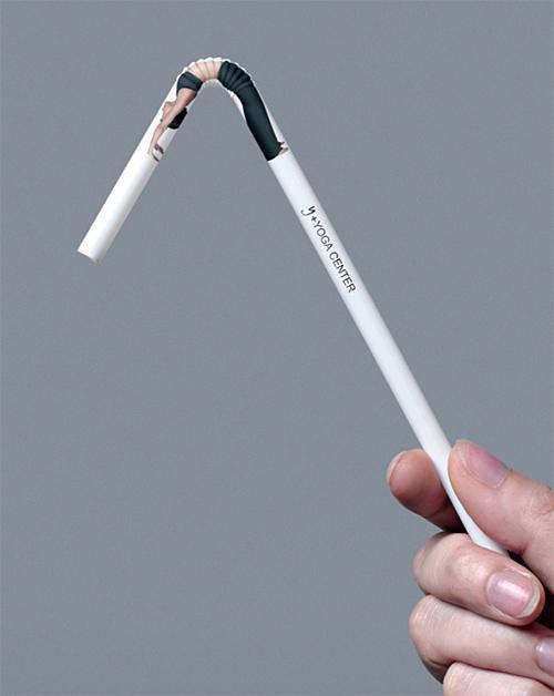 Y+ Yoga Direct Ad -  Straw