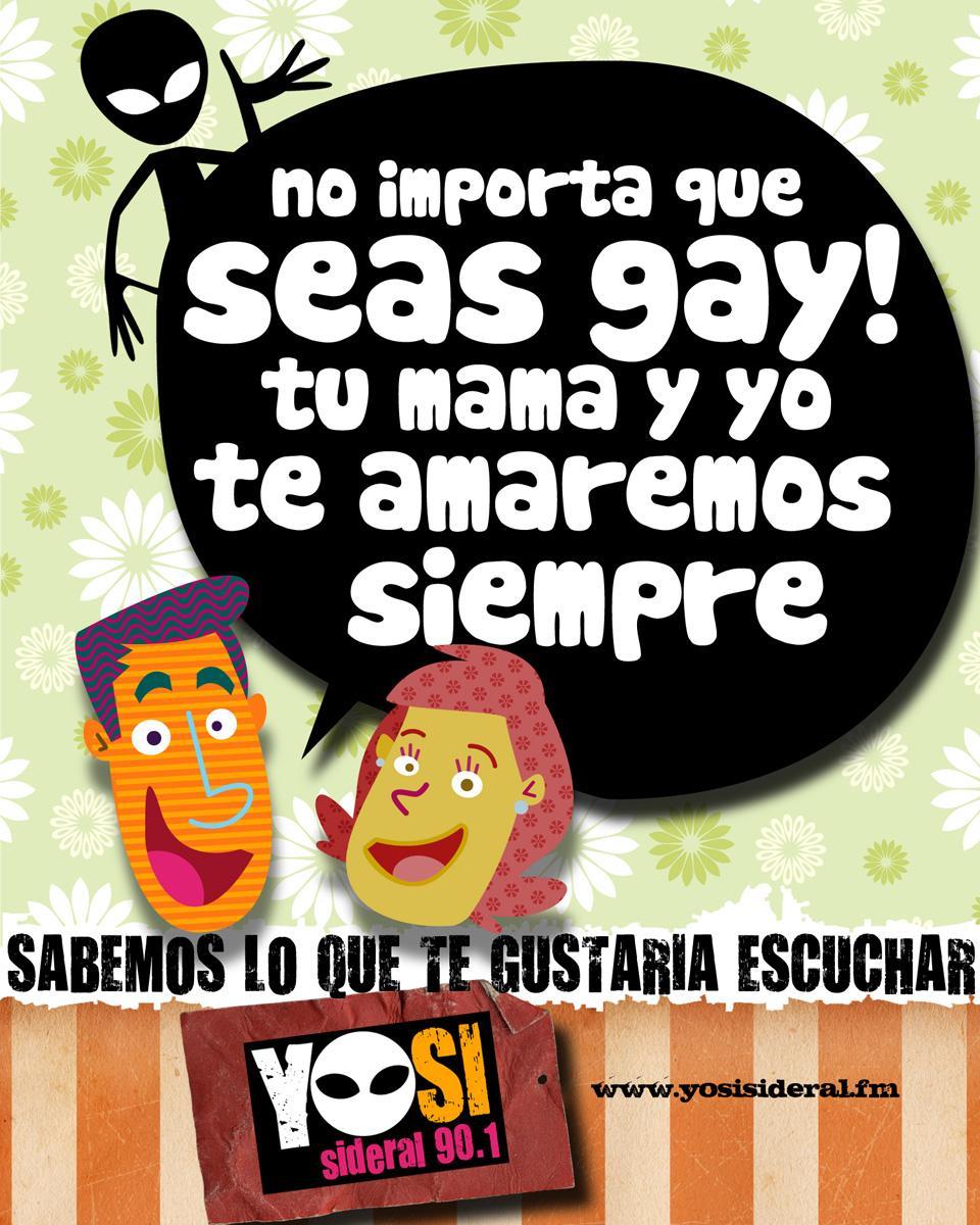 YoSi Sideral Print Ad -  Gay