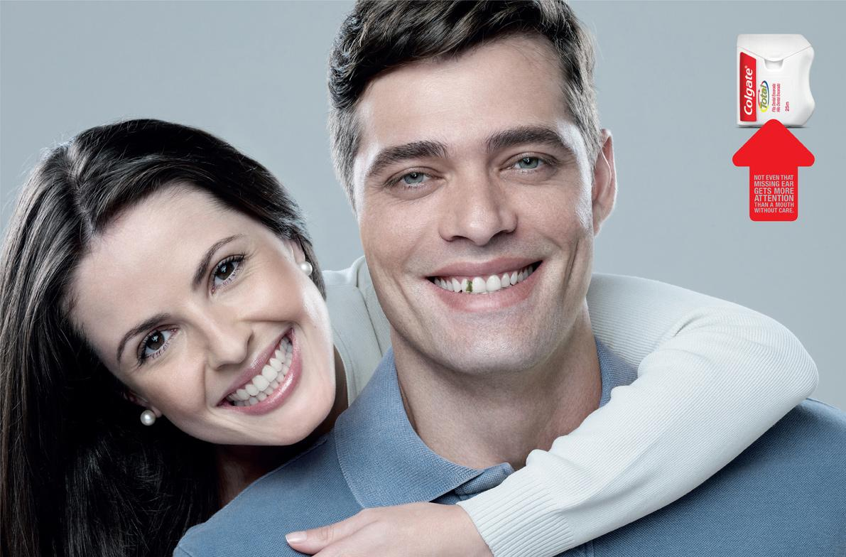 Colgate Print Ad -  Photoshop Disasters, 3