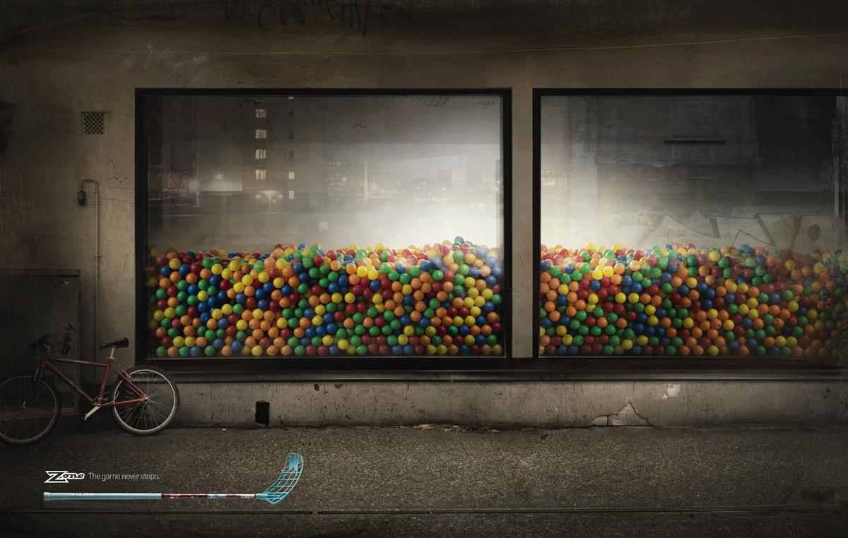 Zone Print Ad -  Let's play