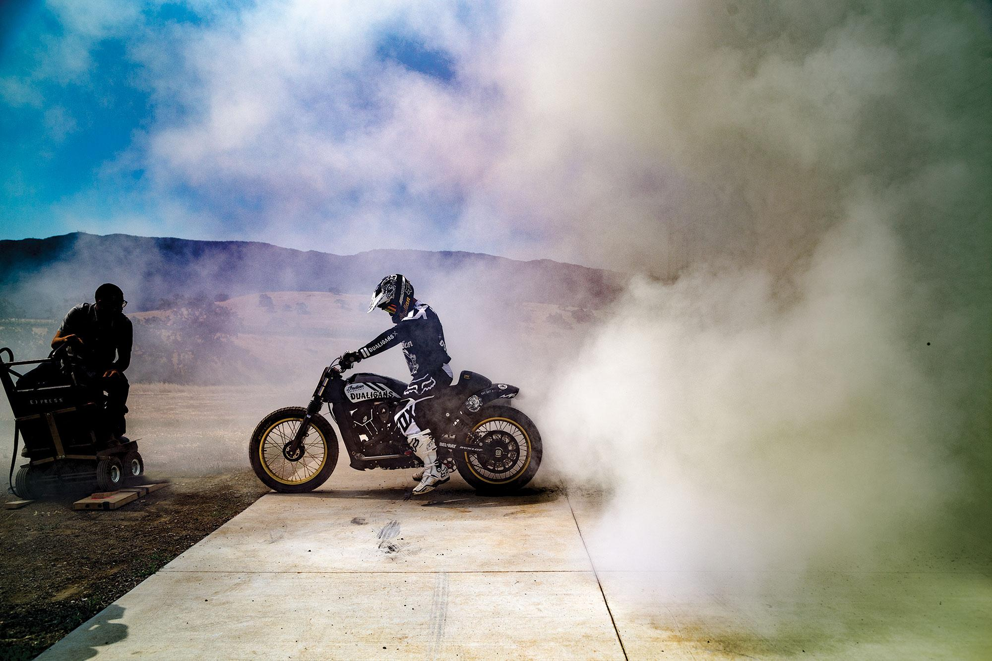 Indian Motorcycle Experiential Ad - Indian Motorcycle Ink