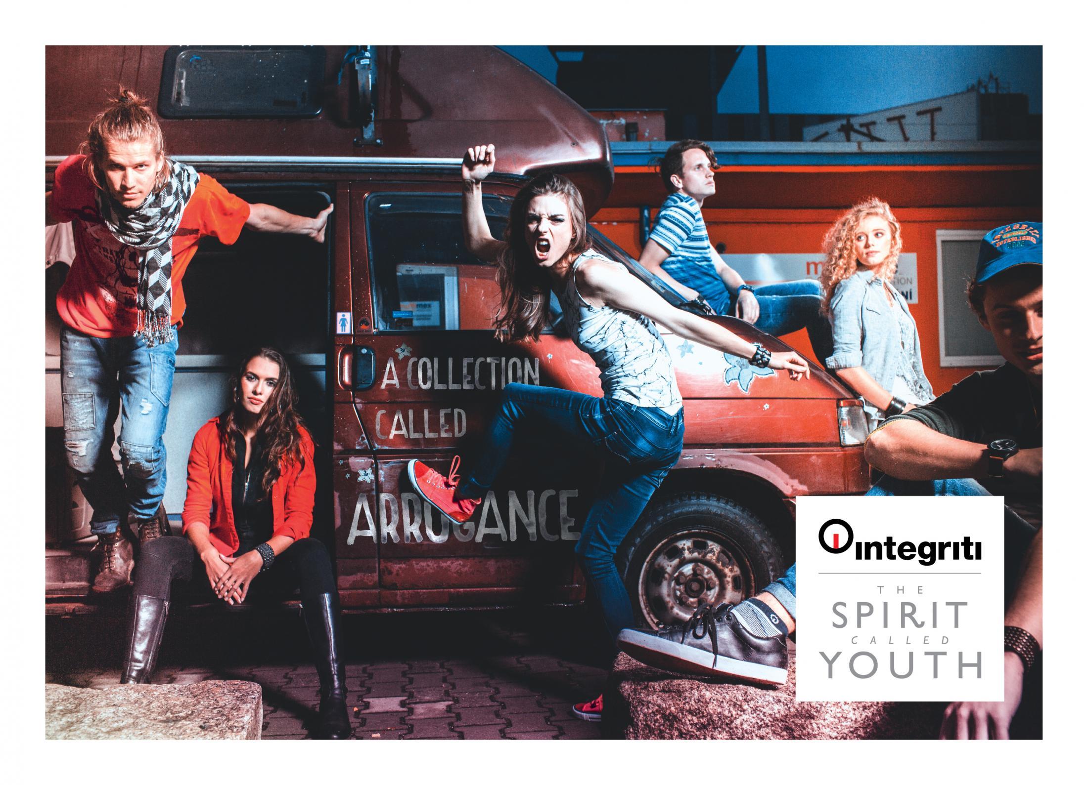 Integriti Print Ad - The spirit called youth, 3